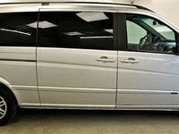 gebraucht Mercedes Viano 2.2 CDI 150PS Automatik extralang Tempomat
