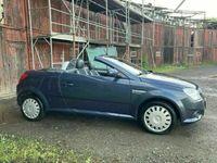 gebraucht Opel Tigra 1.8 Cabriolet 2007 in Top Zustand Garagenwagen