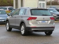 gebraucht VW Tiguan 2.0 TSI Highline 4 Motion Navi/Active Info/LED/AH