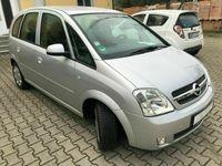 gebraucht Opel Meriva 1.4 Edition*1.HAND*KLIMA*SH*