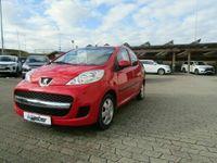 gebraucht Peugeot 107 1.0 FILOU NAVI KLIMA 5-TÜRER TÜV NEU