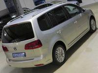 gebraucht VW Touran TDI1.6 DPF BMT Cup AHK ParkAssist Climatronic