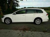 gebraucht VW Golf Variant 1.6 TDI DSG