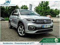 gebraucht VW T-Cross - 1.5 TSI OPF DSG Style R-Line AHK*NEU*