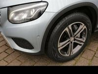 gebraucht Mercedes GLC250 d 4MATIC LED/Garmin/Chrom-Paket/Park-Pkt
