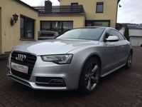 gebraucht Audi A5 2.0TFSI quattro S-line, Alcantara, Navi,VOLL!