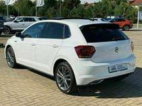 gebraucht VW Polo 1.6 TDI DSG Highline R-Line LED NAV ACC PAN