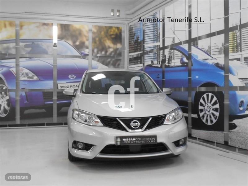 Nissan Pulsar 1 2 Digt 115cv Coches Usados En Venta
