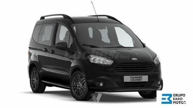 vendido ford tourneo courier 1 0 ecob coches usados en venta. Black Bedroom Furniture Sets. Home Design Ideas