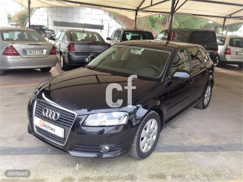 Vendido Audi A3 Sportback 1.9 Tdi Att. - coches usados en venta e708045487f