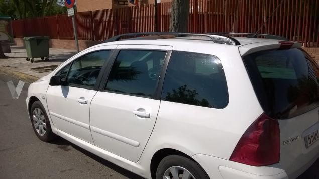 vendido peugeot 307 sw 2 0 hdi 136cv coches usados en venta. Black Bedroom Furniture Sets. Home Design Ideas
