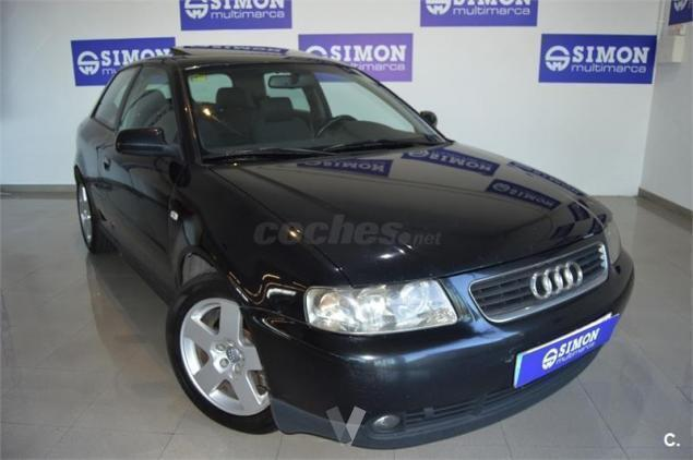 vendido audi a3 1 9 tdi ambition 130 coches usados en venta. Black Bedroom Furniture Sets. Home Design Ideas