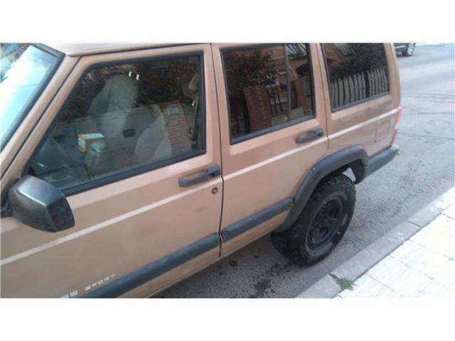vendido jeep cherokee sport 5p coches usados en venta. Black Bedroom Furniture Sets. Home Design Ideas