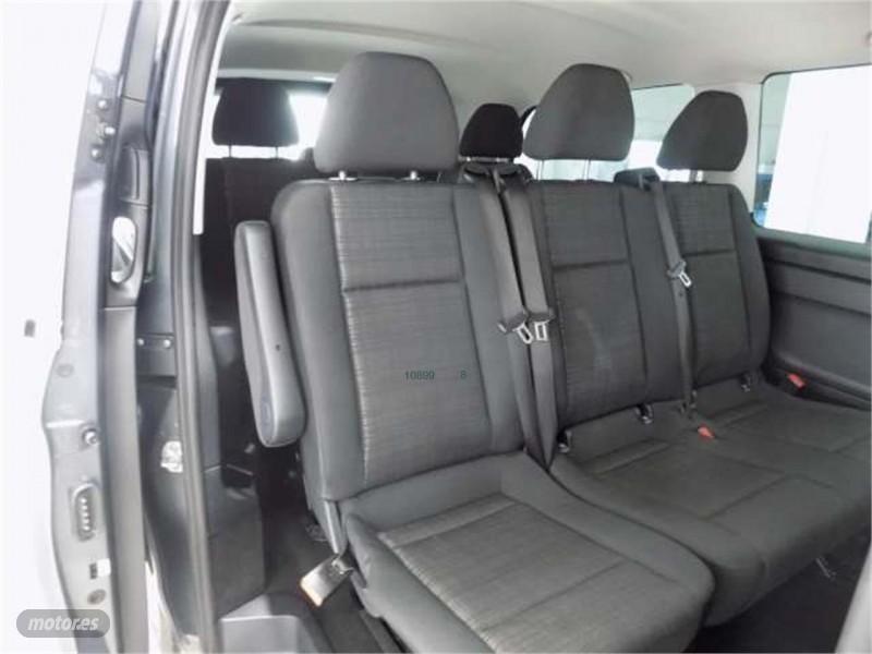 Vendido Mercedes Vito 220 d Marco Pol. - coches usados en venta