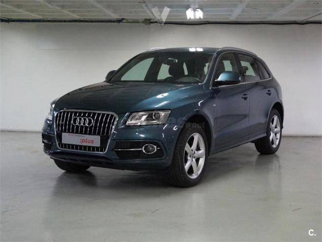 vendido audi q5 2 0 tdi clean diesel coches usados en venta. Black Bedroom Furniture Sets. Home Design Ideas