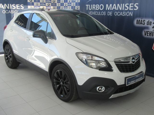 vendido opel mokka x 1 6cdti s s colo coches usados en. Black Bedroom Furniture Sets. Home Design Ideas