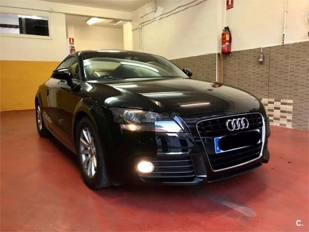 vendido audi tt coupe 1 8 tfsi 160cv coches usados en venta. Black Bedroom Furniture Sets. Home Design Ideas