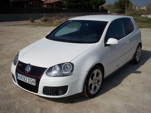 vw golf v gti coches usados en venta autouncle. Black Bedroom Furniture Sets. Home Design Ideas