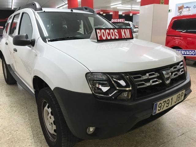 vendido dacia duster 1 2 tce 4x2 125c coches usados en venta. Black Bedroom Furniture Sets. Home Design Ideas