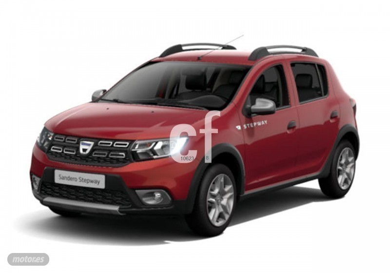 vendido dacia sandero stepway dci 66k coches usados en venta. Black Bedroom Furniture Sets. Home Design Ideas