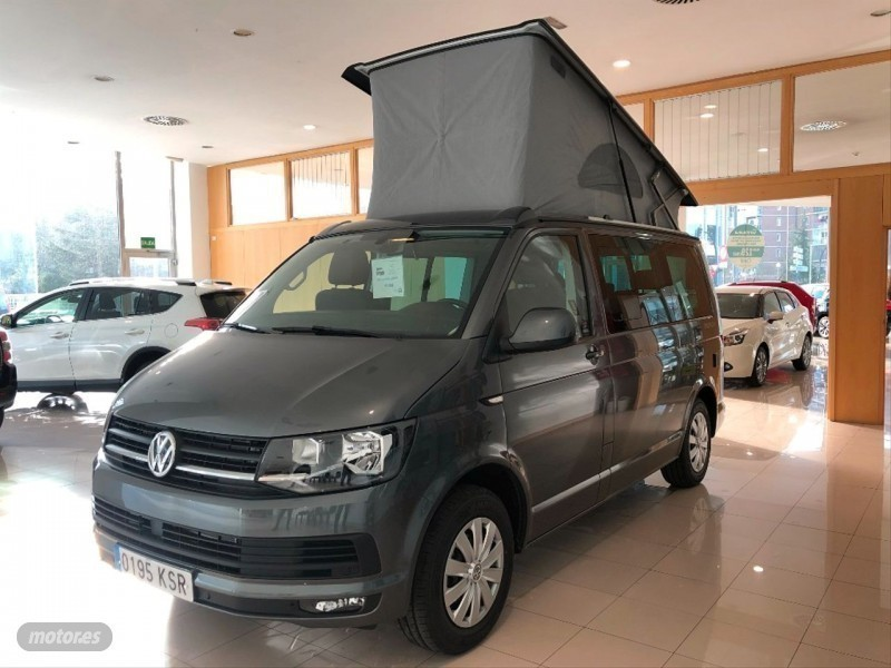 Neuer VW California Beach: Camping-Bulli jetzt auch mit