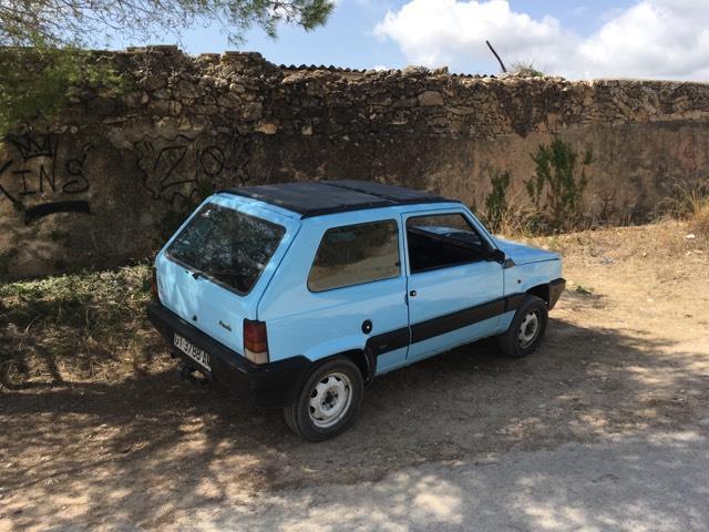 Vendido fiat panda 4x4 1000 sisley coches usados en venta for Panda 4x4 sisley scheda tecnica