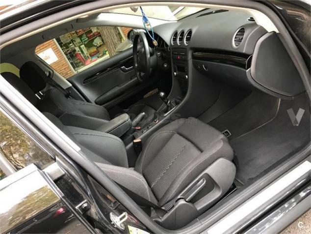 vendido seat exeo st 2 0 tdi cr 170 c coches usados en. Black Bedroom Furniture Sets. Home Design Ideas