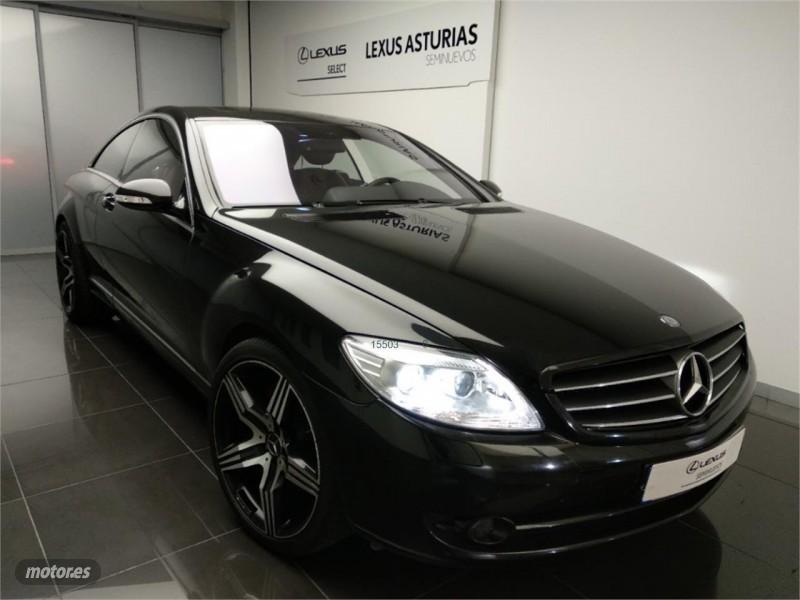 15a7354f7 Vendido Mercedes CL500 Clase CL - coches usados en venta