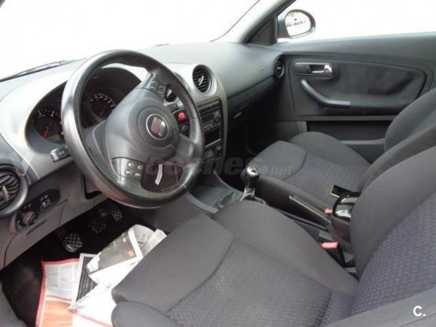 vendido seat ibiza 1 4 tdi 80 cv refe coches usados en venta. Black Bedroom Furniture Sets. Home Design Ideas