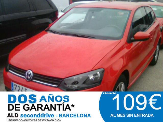 167ceb7e8f881 Vendido. usado VW Polo Edition 1.0 60cv BMT  109€ MES SIN ENTRADA