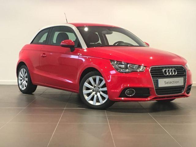 vendido audi a1 a1ambition 1 6 tdi 105 coches usados en venta. Black Bedroom Furniture Sets. Home Design Ideas