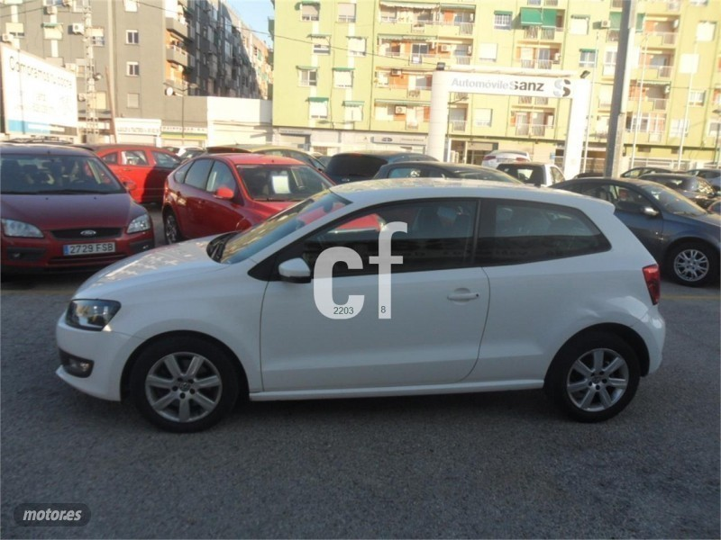 vendido vw polo 1 6 tdi 90cv advance coches usados en venta. Black Bedroom Furniture Sets. Home Design Ideas