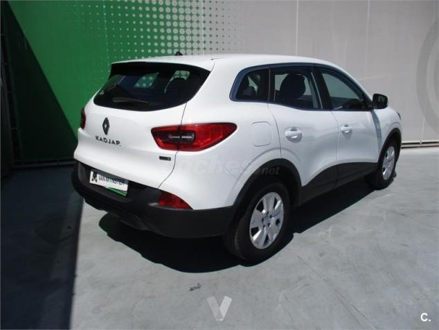 vendido renault kadjar life energy dc coches usados en venta. Black Bedroom Furniture Sets. Home Design Ideas