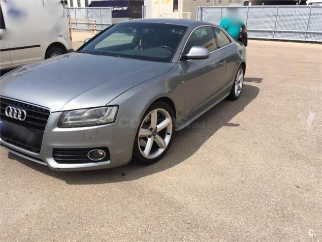 vendido audi a5 3 0 tdi 240cv dpf qua coches usados en venta. Black Bedroom Furniture Sets. Home Design Ideas
