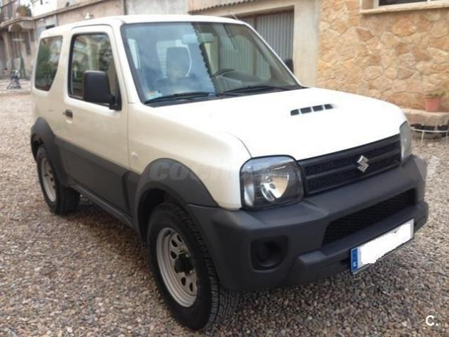vendido suzuki jimny 1 3 jx ranger 3p coches usados en venta. Black Bedroom Furniture Sets. Home Design Ideas
