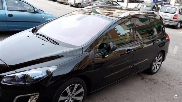 vendido peugeot 308 sw active hdi 150 coches usados en venta. Black Bedroom Furniture Sets. Home Design Ideas
