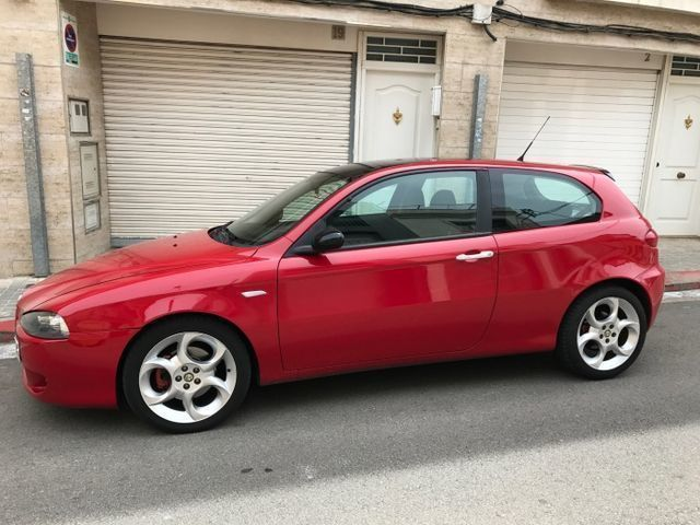 Vendido Alfa Romeo 147 1 6 Ts Distinc Coches Usados En border=