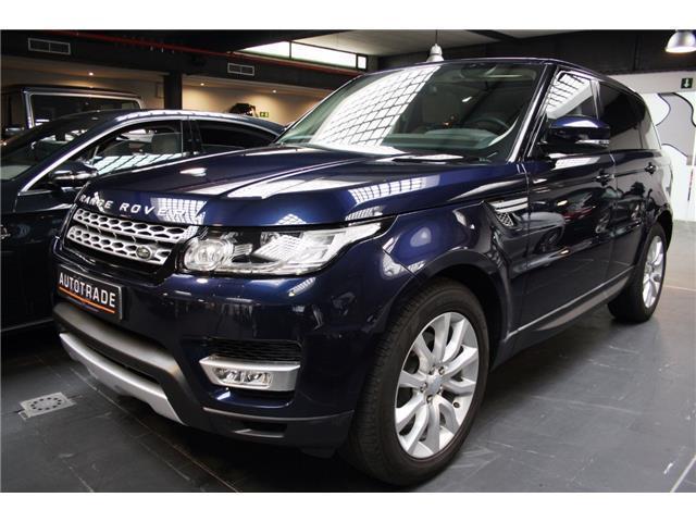 vendido land rover range rover sport . - coches usados en venta