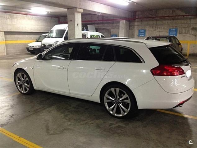 vendido opel insignia sport tourer 2.. - coches usados en venta