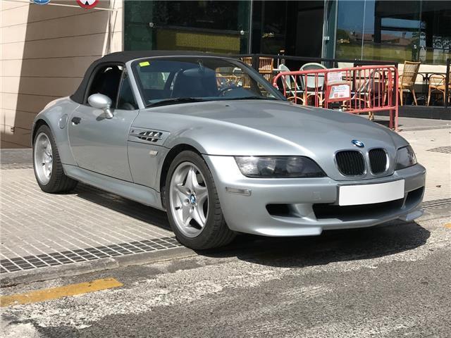 vendido bmw z3 m roadster s lo 10 coches usados en venta rh autouncle es BMW Z4 M BMW Z4 M