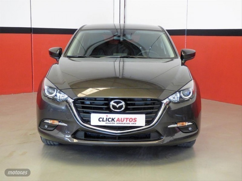 Usado 2018 Mazda 3 2 0 Benzin 165 Cv  15 950  U20ac