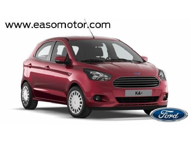 vendido ford ka plus ti vct ul coches usados en venta. Black Bedroom Furniture Sets. Home Design Ideas