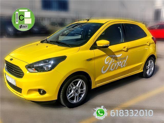 Usado Ford Ka Plus Ka Ka Nuevo Ka Nuevoultimate   Ti Vct Kw