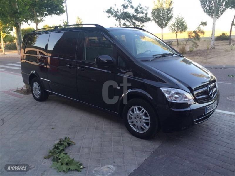 Vendido Mercedes Vito 220 CDI Marco P. - coches usados en venta