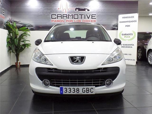 vendido peugeot 207 1 6 hdi gt 110 coches usados en venta. Black Bedroom Furniture Sets. Home Design Ideas