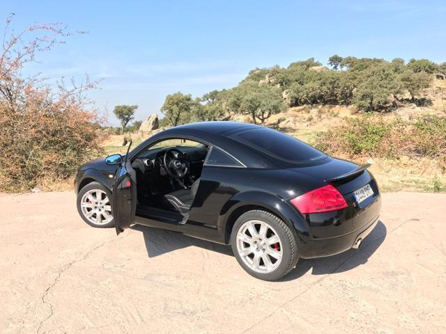 Audi tt 1 8 t 190cv coches usados en venta autouncle - Tapiceria granollers ...