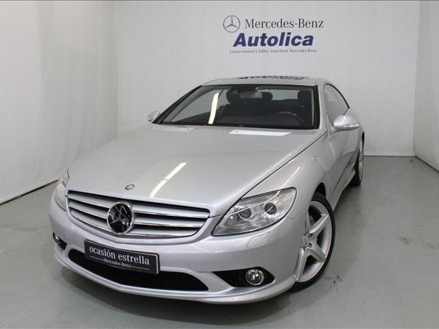 fffa4eae0 Vendido Mercedes CL500 Clase cl - coches usados en venta