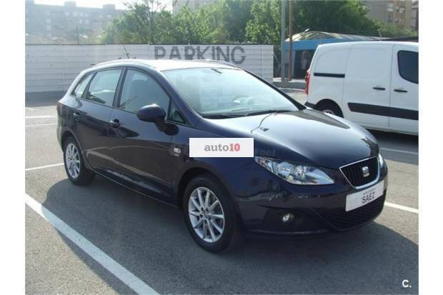 vendido seat ibiza st st 1 6 tdi 105c coches usados en venta. Black Bedroom Furniture Sets. Home Design Ideas