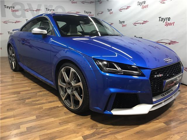 Vendido Audi Tt Rs Rs Coches Usados En Venta