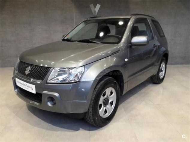 vendido suzuki grand vitara 1 6 vvt j coches usados en venta. Black Bedroom Furniture Sets. Home Design Ideas